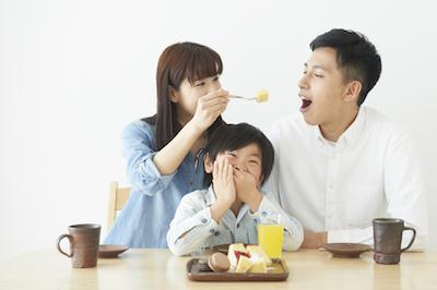 両親の食生活