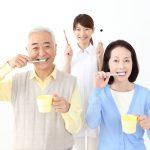 はち歯科では訪問歯科診療も行っています。